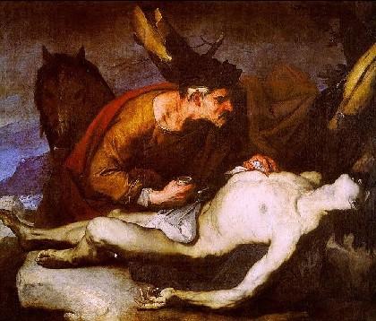 Copia di Luca Giordano 1685
