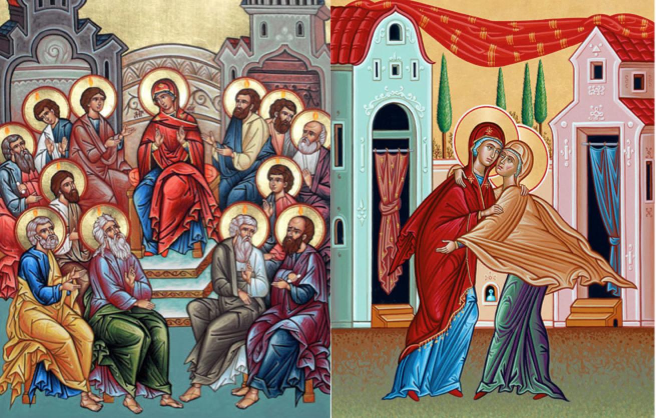 luke's pentecost